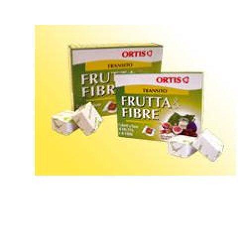 FRUTTA E FIBRE 12CUB 120G