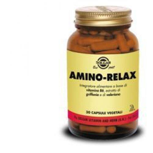 AMINO RELAX 30CPS VEG