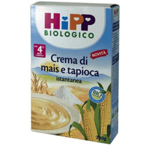 HIPP BIO CREMA MAIS/TAPIOCA 200 G