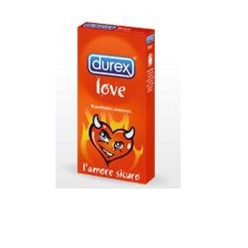 DUREX LOVE 6 PEZZI