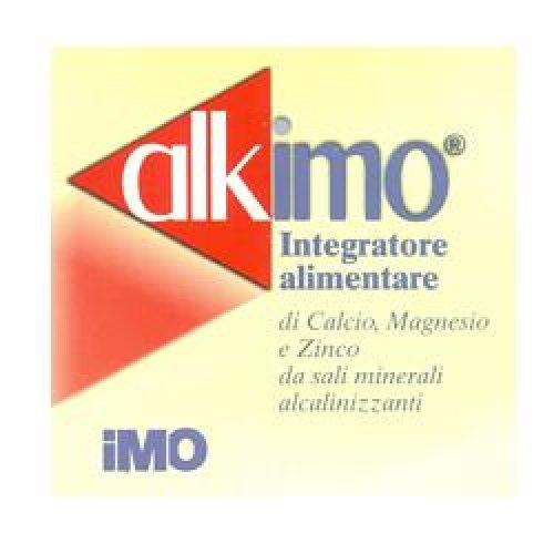 ALKIMO CALCIO MAGNESIO ZINCO 150 G