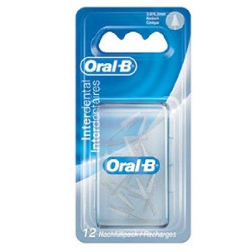 ORALB REFILL SET INTERD FIN6