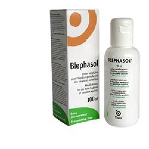 BLEPHASOL DET PALPEBRE 100ML