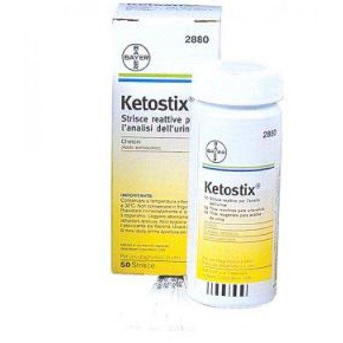 KETOSTIX CHETONURIA 50STR