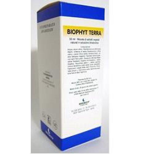 BIOPHYT TERRA 50ML SOL IAL
