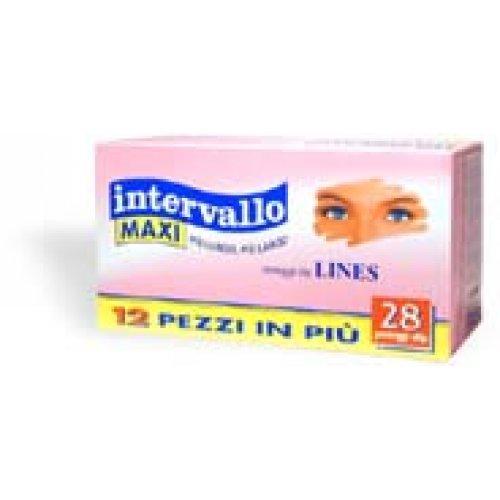 LINES INTERVALLO MAXI 28PZ
