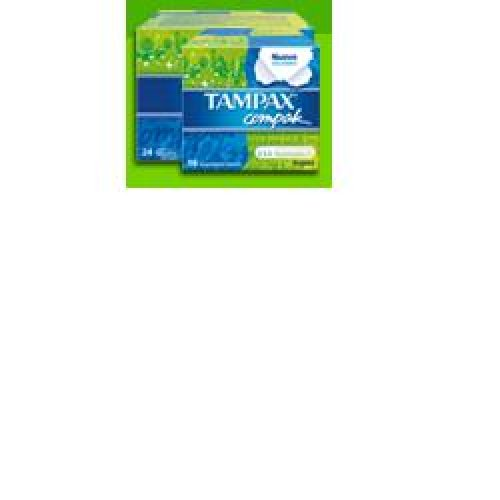 TAMPAX COMPAK SUPER 16PZ