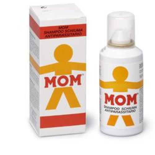 MOM SHAMPOO SCHIUMA 150ML