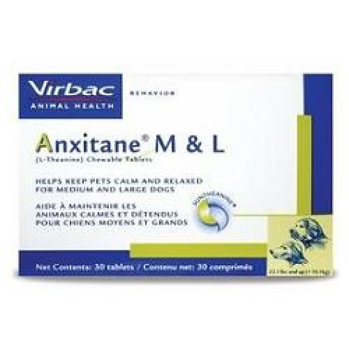 ANXITANE M/L SUPPL NUTR 30CPR