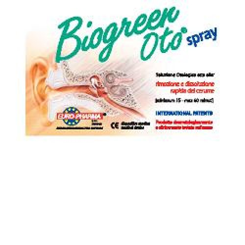 BIOGREEN OTO SPRAY AST 13ML