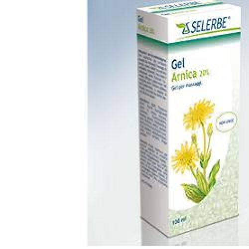SELERBE GEL ARNICA 20% 100ML