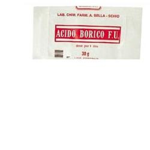 ACIDO BORICO 1BUST 30G