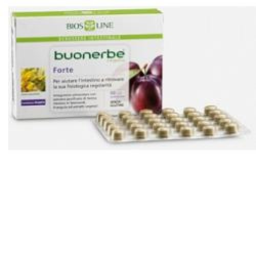 BUONERBE FORTE 30CPR BIOSLINE