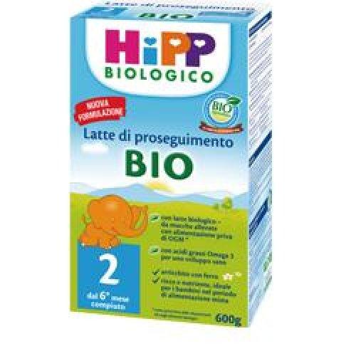 HIPP BIO LATTE 2 PROSEG POLV