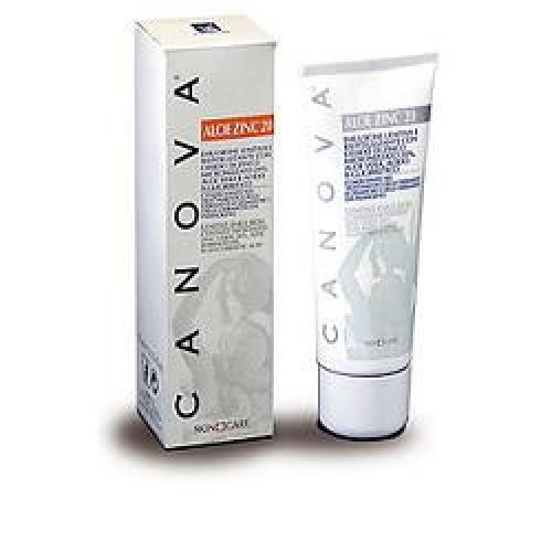 ALOEZINC 20 CREMA CANOVA 75ML
