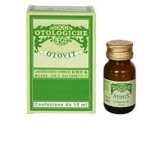 OTOVIT GOCCE OTOLOGICHE 15 ML