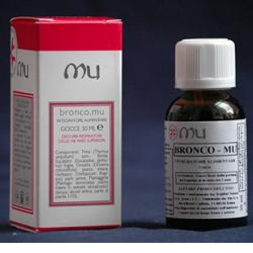 BRONCO MU GOCCE 30ML
