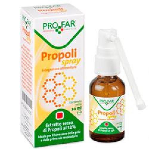 PROPOLI SPRAY ESTRATTO SECCO 12% 20 ML PROFAR