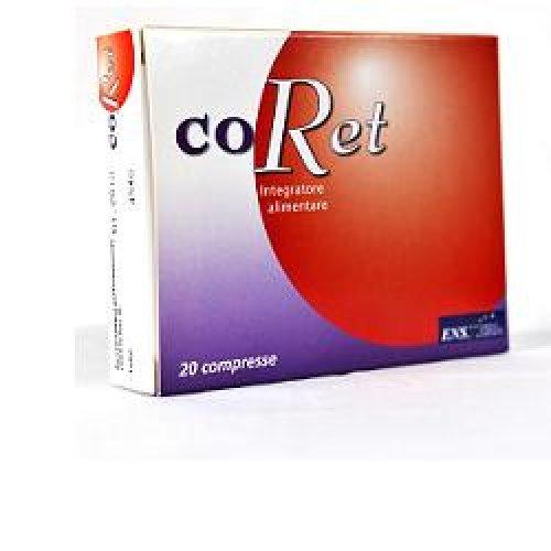 CORET 20CPR