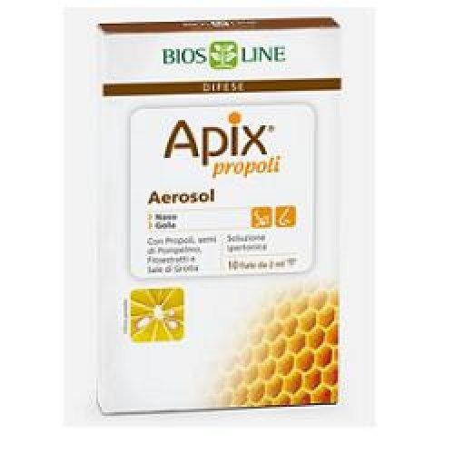 APIX AEROSOL 10FIALE MONODOSE