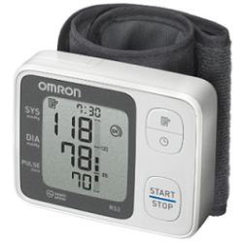 OMRON MISUR PRESS POLSO RS3