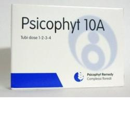 PSICOPHYT REMEDY 10B 4TUB 1