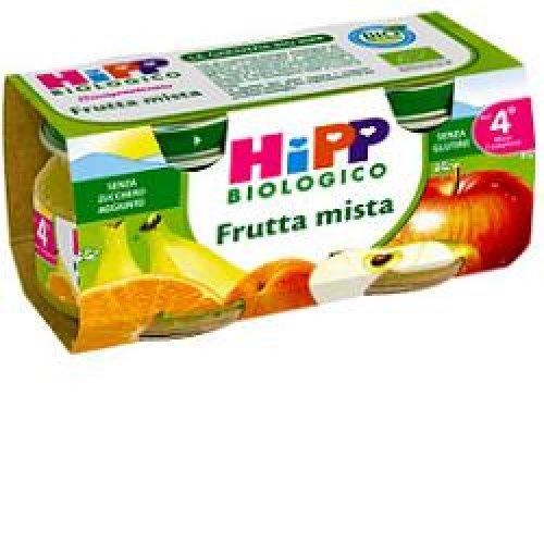 HIPP BIO OMOG FRU M 100% 2X80G