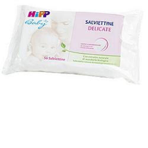 HIPP SALVIETTE DEL 56PZ