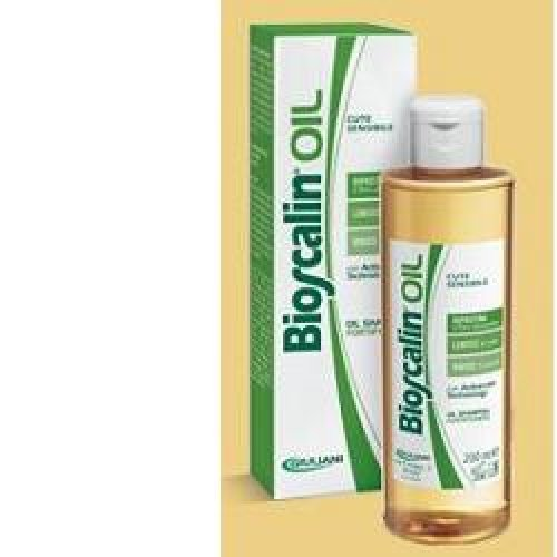 BIOSCALIN OIL SH NUTR 200ML