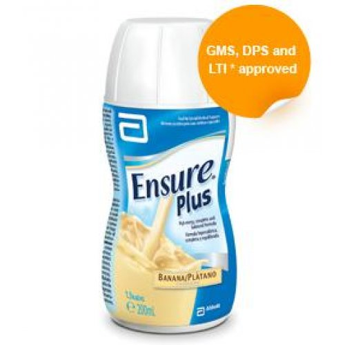 ENSURE PLUS VANIGLIA 200ML