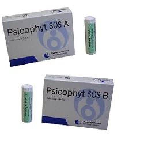 PSICOPHYT REMEDY 24 SOS A 4TUB