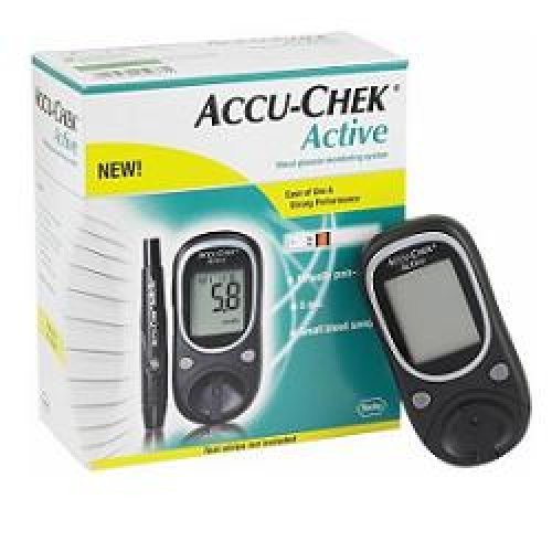 ACCU-CHEK ACTIVE METER ONLY