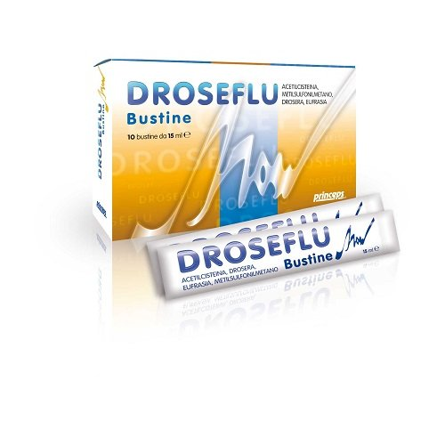DROSEFLU 10BUST 15ML