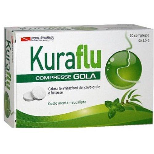 KURAFLU GOLA EUCALIPTO 20CPR