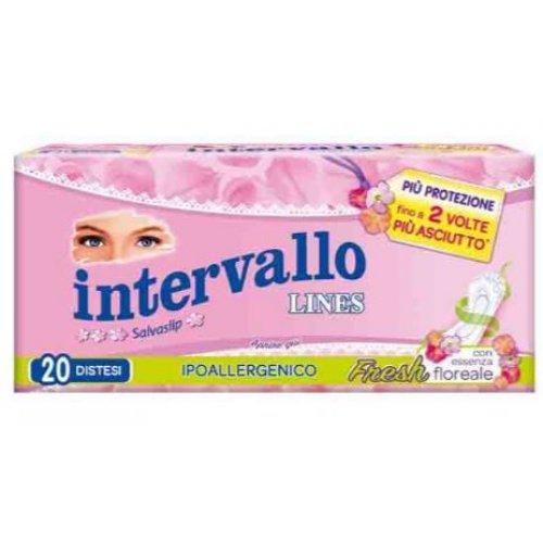 INTERVALLO FRESH DISTESO 20P