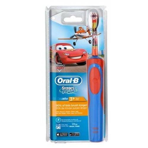 ORALB POW VITALITY STAGE CARS