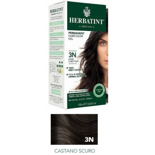 HERBATINT 3N CAST SCU 135ML
