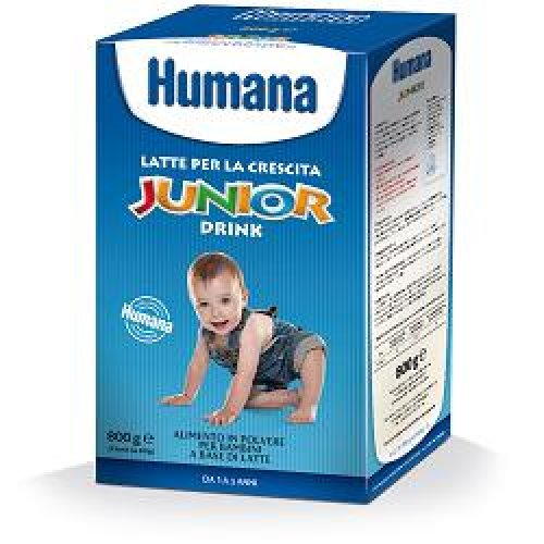 HUMANA JUNIOR DRINK 800G