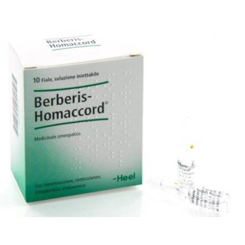 BERBERIS HOMAC 10F 1